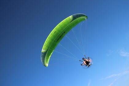 Kougar 2 Paramotor Glider